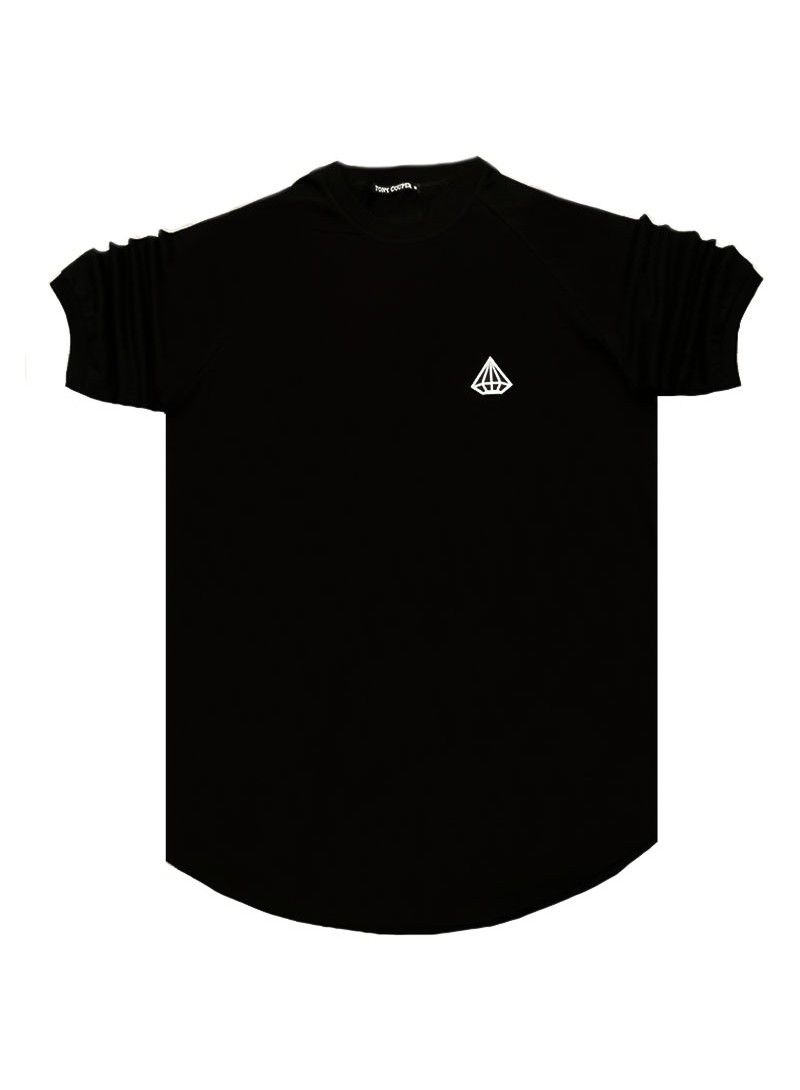 TONY COUPER BLACK DIAMOND T-SHIRT