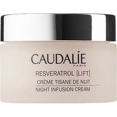 Caudalie Resveratrol Lift Night Infusion Cream Συσφικτική Κρέμα Νύχτας 50ml