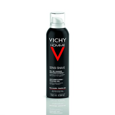 VICHY - HOMME Gel de Rasage Anti Irritations -150ml Sensitive Skin