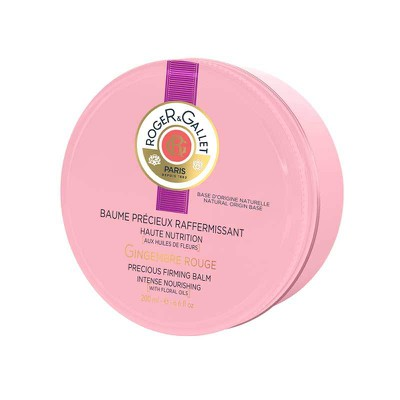 Roger & Gallet - Gingembre Rouge Baume Precieux Revitalisant - 200ml