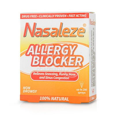 NASALEZE - Allergy Blocker