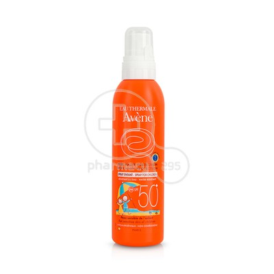AVENE - Spray Enfant SPF50 - 200ml