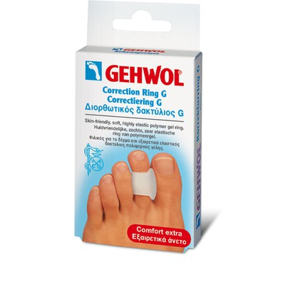 Gehwol - Correction Ring G - 3τεμ.