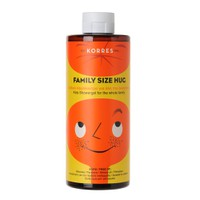 KORRES KIDS FAMILY SIZE HUG SHOWERGEL 400ML