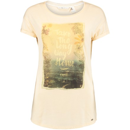 LW ORGANIC COTTON T-SHIRT  Μπλούζα Εισ.