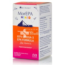 Minami MorEPA Mini-Junior, 60 softgels