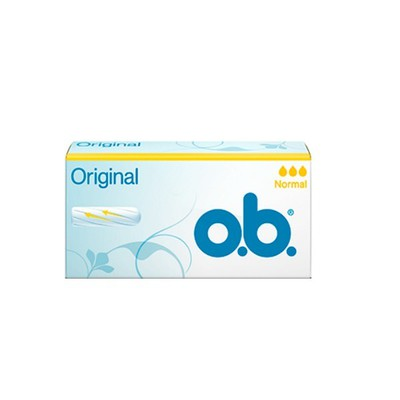 O.B. - Ταμπόν Pro Comfort SilkTouch Normal - 16τεμ