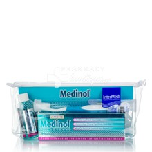 Intermed Medinol Travel Kit, 3 τμχ.