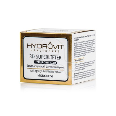 HYDROVIT - HYALURONIC ACID 3D Superlifter - 60monodoses