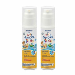 Frezyderm Kid's Sun Care Lotion SPF50+ - Αντηλιακό Για Παιδιά, 2x150ml