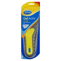 Scholl Gel Activ Work One Size (40 - 46,5) - Ανδρικοί Πάτοι