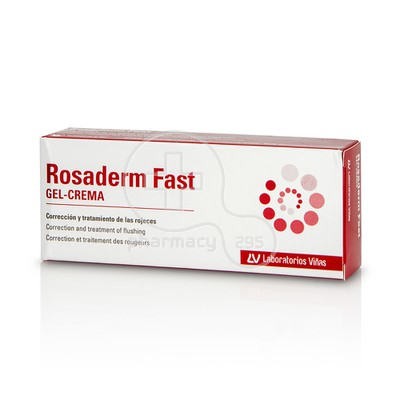 MEDIMAR - ROSADERM Gel Cream Fast - 30ml