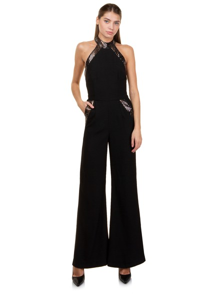 Sequined jumpsuit