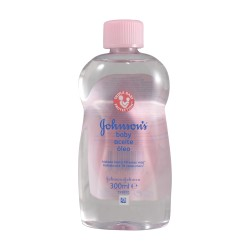 JOHNSON'S BABY OIL 300 ml