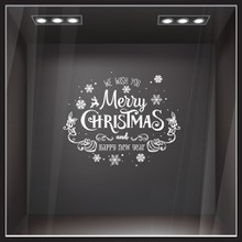 Merry christmas wish a