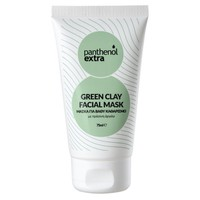 PANTHENOL EXTRA GREEN CLAY FACIAL MASK 75ML