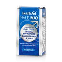 HEALTH AID - Male Max - 30tabs