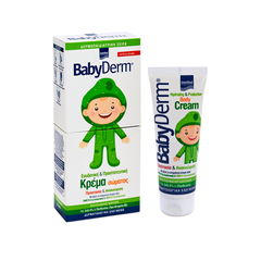 Intermed Babyderm Hydrating & Protective Cream 125gr