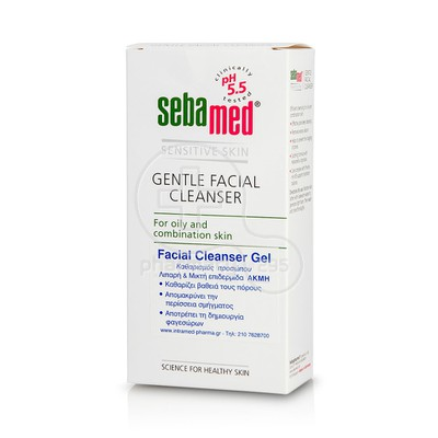 SEBAMED - SENSITIVE SKIN Gentle Facial Cleanser - 150ml Oily Skin/PM
