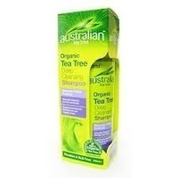AUSTRALIAN TEA TREE DEEP CLEANS.SHAMPOO 250ML