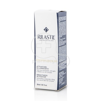 RILASTIL - PROGRESSION HD Brightness Activator - 30ml