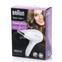 BRAUN - SATIN HAIR 1 Power Perfection Ultra Light 1800Watt HD180