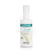 FROIKA - Deodorant Body Odor Regulation Spray 24h for Men - 60ml