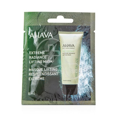 AHAVA - TIME TO REVITALIZE Extreme Radiance Lifting Mask - 8ml