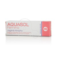 AQUASL - FEMINA Vaginal Atrophy - 30ml