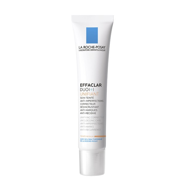 LA ROCHE EFFACLAR DUO (+) UNIFIANT MED 40ML