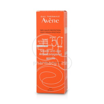 AVENE - Creme Solaire Anti-Age Dry Touch SPF50+ - 50ml
