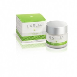 Exelia 24h Hydrating Day cream SPF 15 for all skin types 50ml