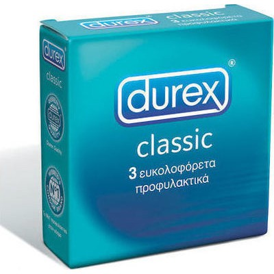 DUREX NATURAL PLUS X3