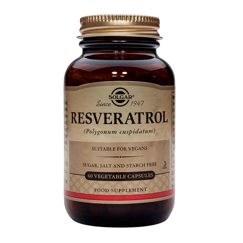 Resveratrol 250mg softgels
