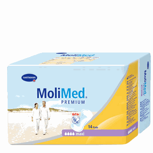 Molimed maxi 14 pads
