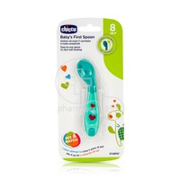 CHICCO - Baby's First Spoon 8m+ - 1τεμ.