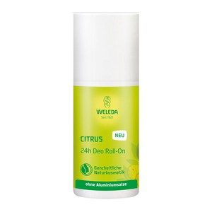 Weleda citrus roll on 50ml
