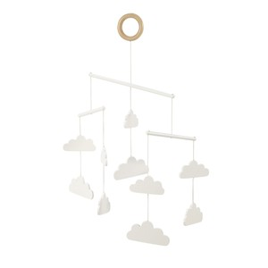Mobile Wooden  Cloud