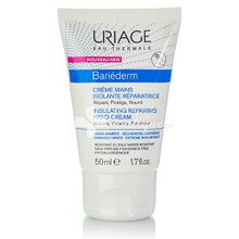 Uriage Bariederm Creme Mains Isolante Reparatrice - Ξηρά Χέρια, 50ml