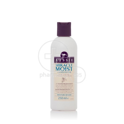 AUSSIE - MIRACLE MOIST Conditioner - 250ml
