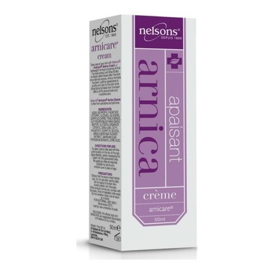 Power Health - Nelsons Soothing Arnicare Cream - 50gr