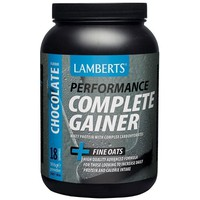 Lamberts Lamberts Performance Complete Gainer Whey Protein Chocolate 1816g - Πρωτείνη για Απόκτηση Μυϊκής μάζας
