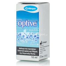 Allergan Optive Lubricant Eye Drops - Ξηροφθαλμία, 10ml