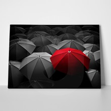 One red umbrella 278950868 a