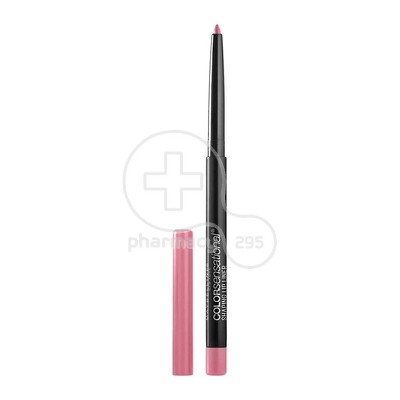 MAYBELLINE - COLOR SENSATIONAL Shaping Lip Liner - No60 (Palest Pink) - 4,5gr