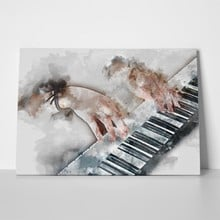 Woman playing piano 563388043 a