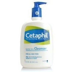 Cetaphil Detergente Gentle Skin Cleanser 470ml