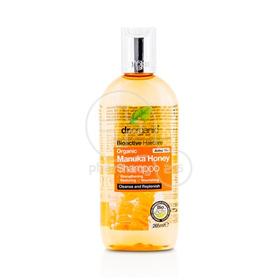 DR.ORGANIC - MANUKA HONEY Shampoo - 265ml