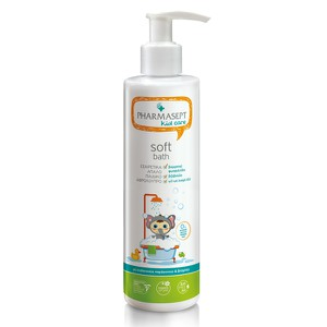 PHARMASEPT Kid care soft bath - απαλό αφρόλουτρο 500ml