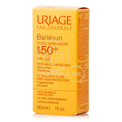 URIAGE - BARIESUN Fluide Ultra Leger SPF50+ - 30ml